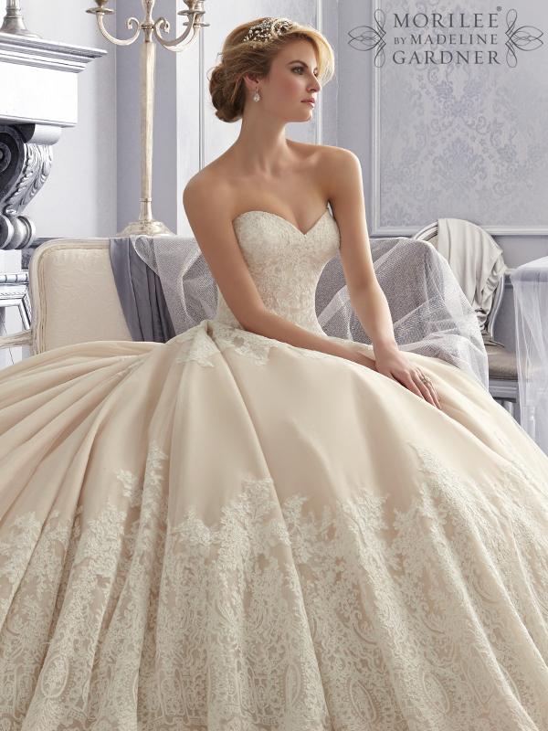 【沖縄本島限定】あのNYブランドMORI LEE Wedding dressが着れちゃうプラン