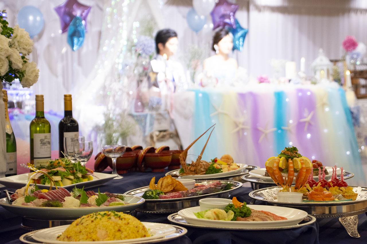 【挙式~披露宴パッケージ】スペシャルサンクス~ドレス&タキシード・スナップまで込みのスペシャルプラン~