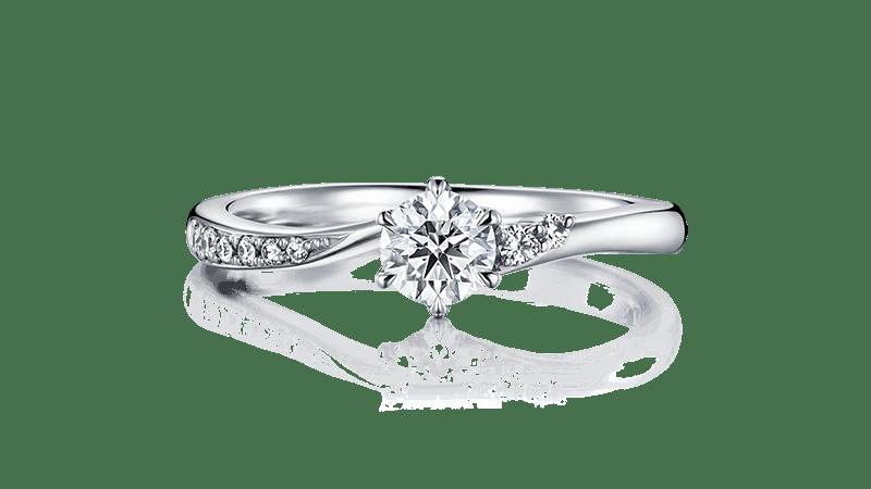 【婚約指輪】andromeda-アンドロメダ-