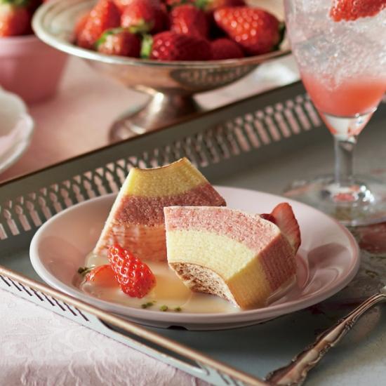 贅沢苺のミルクバームのフォトギャラリー