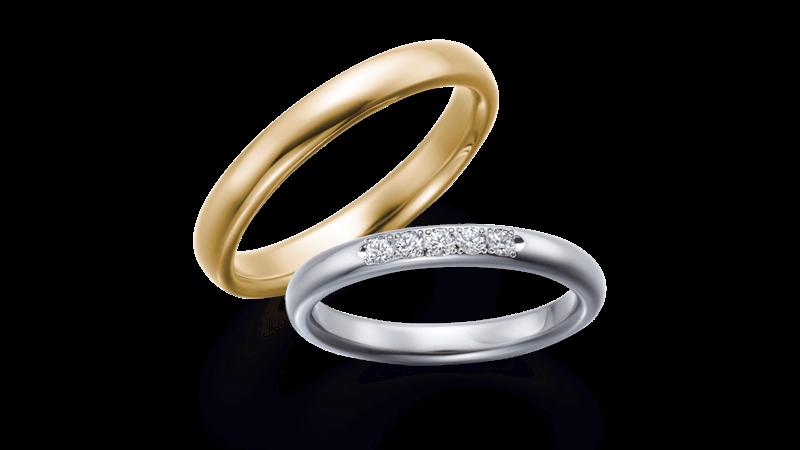 【NEW/結婚指輪】Origin Belief03-オリジンビリーフ03-
