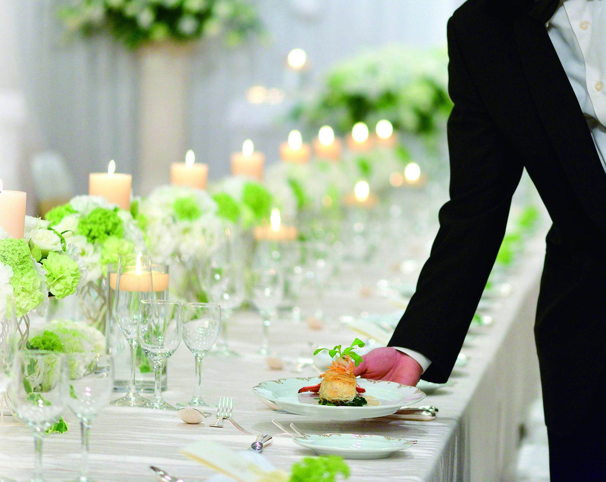 婚礼料理試食相談会190723