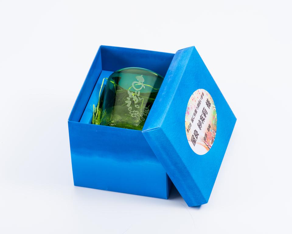 琉球グラス彫刻のフォトギャラリー