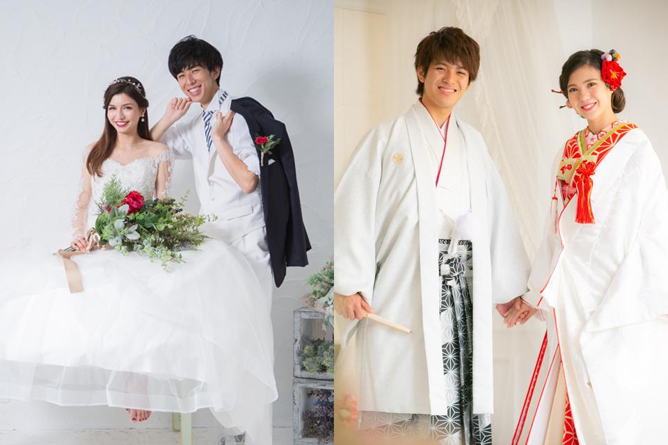 婚礼衣装プラン