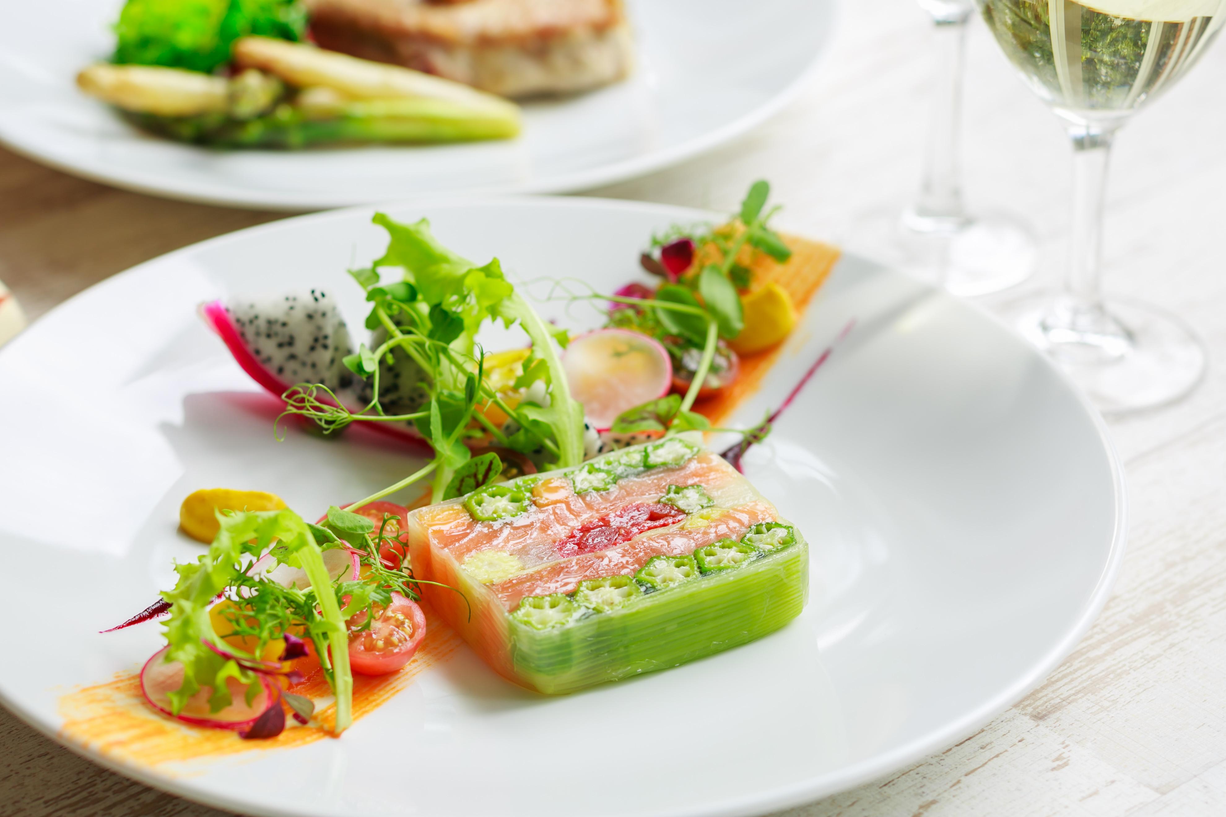 レストラン&料理イメージのフォトギャラリー