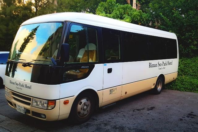 リザンの送迎バスのフォトギャラリー