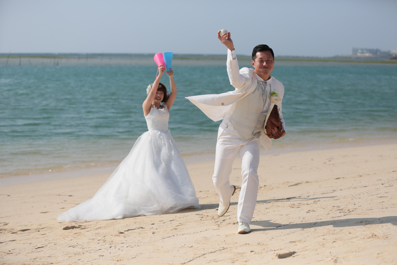 一球入婚!