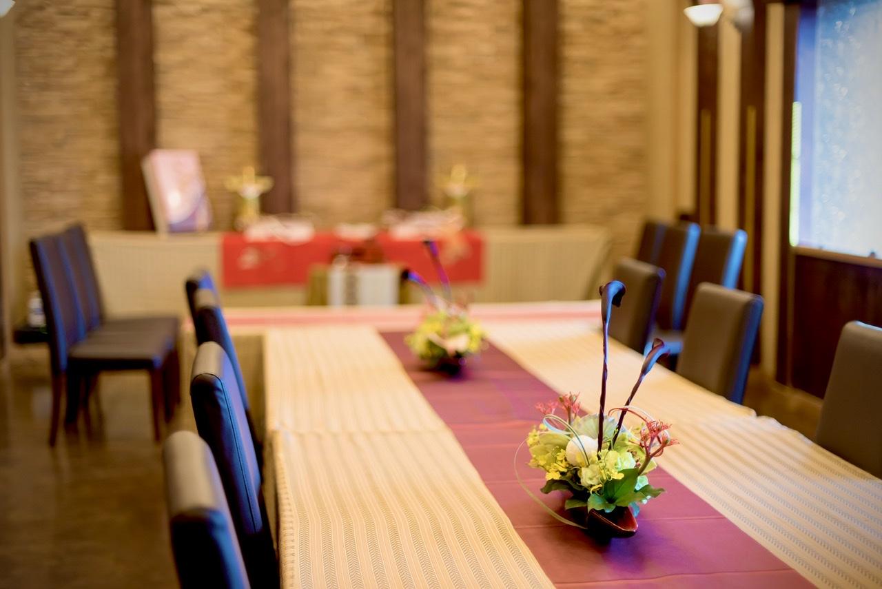 【結納】結婚式場N.B.C