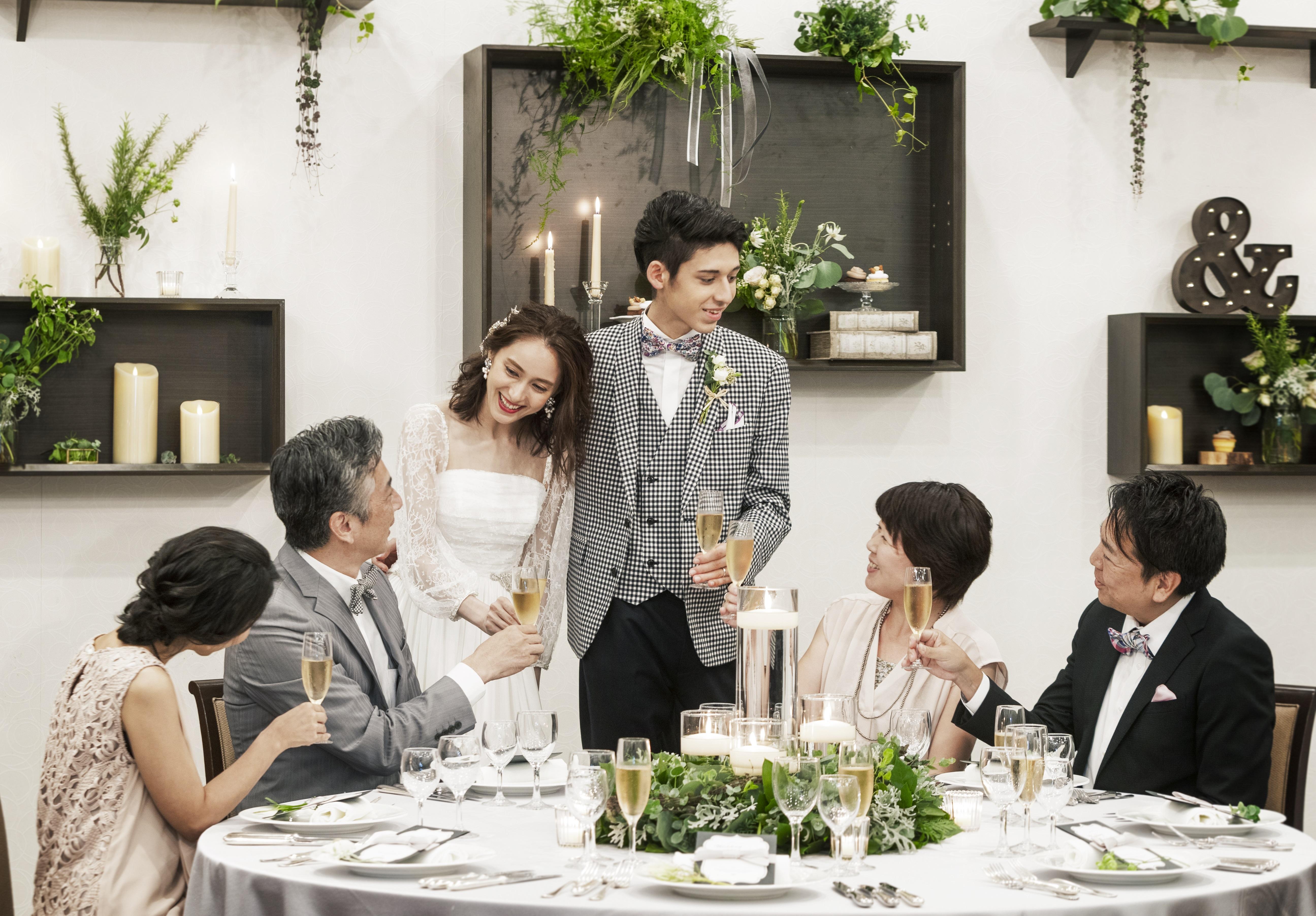 ◆平日限定!【10~40名限定】\エリスリーナの美食でもてなす/アットホーム少人数W相談会