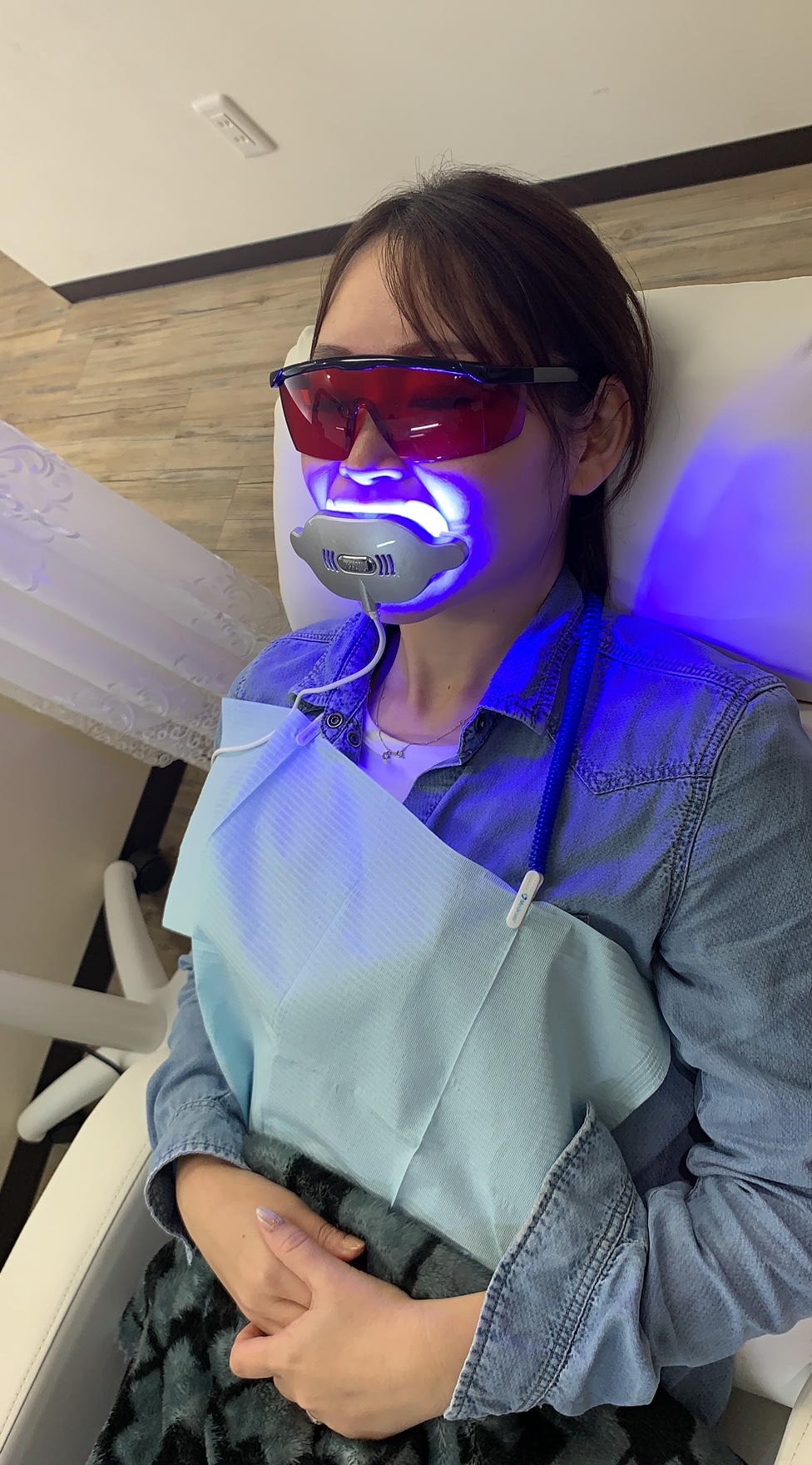 whitening for all