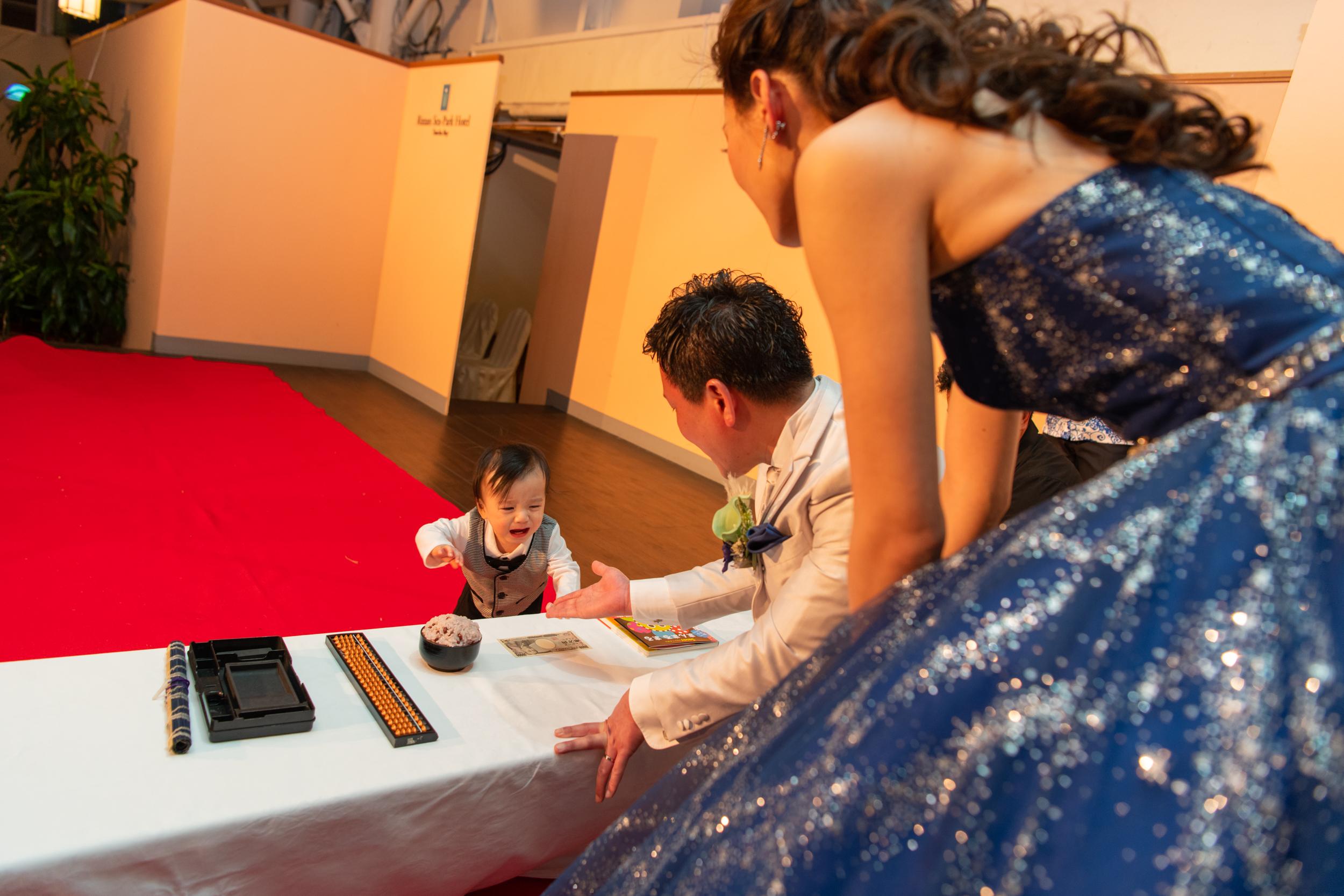 結婚式&タンカーユーエー