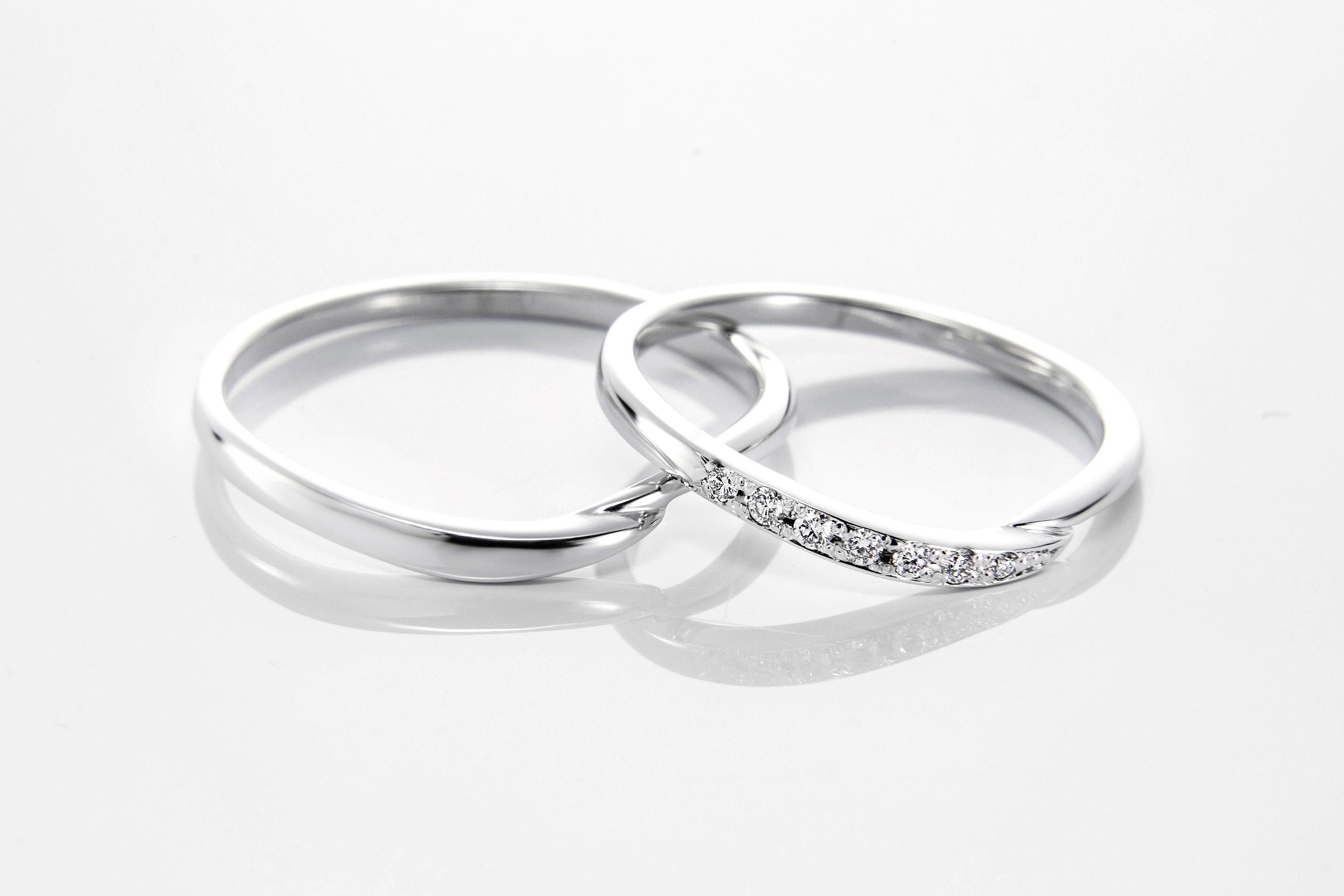 結婚指輪①