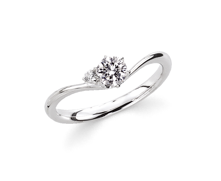 婚約指輪③