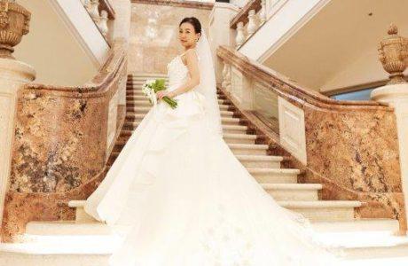 ホテル館内撮影のメインスポットである大階段♪