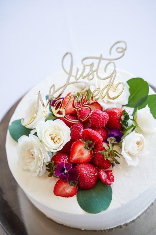 好きなデザインでケーキをオーダー♪