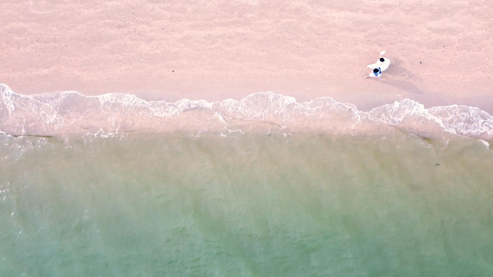 ドローン空撮は沖縄リゾートならではのフォトギャラリー