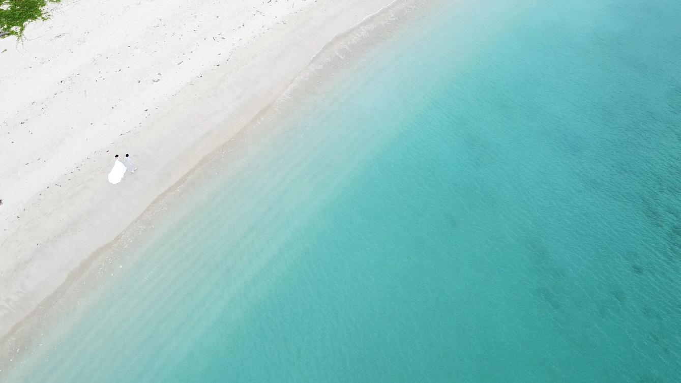 【★ボートチャーター付★】【200カット納品保証◎】ボートをチャーターして沖縄の海二人占めプラン!海のシュノーケルガイド付き♪